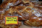 Tsoureki, easter bread