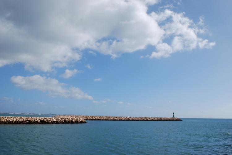 Lagos Portugal marina