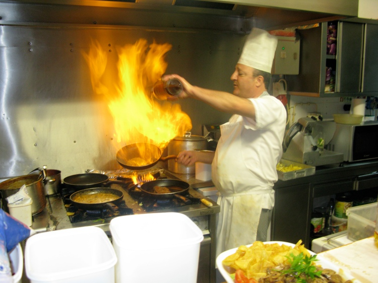portugese chef