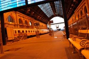 keleti station budapest