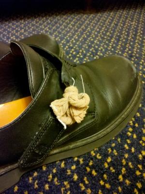 macgyver shoe