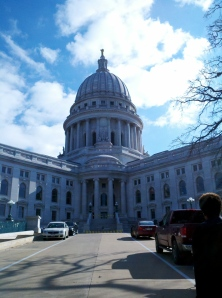 madison wisconsin capital building