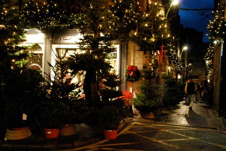 Galway Christmas Ireland