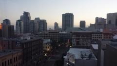 Andaz Hotel view San Diego