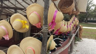 bonnets Williamsburg