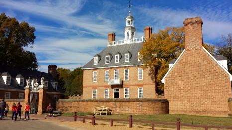 Williamsburg Palace
