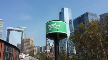 Steam Whistle Brewery, Toronto