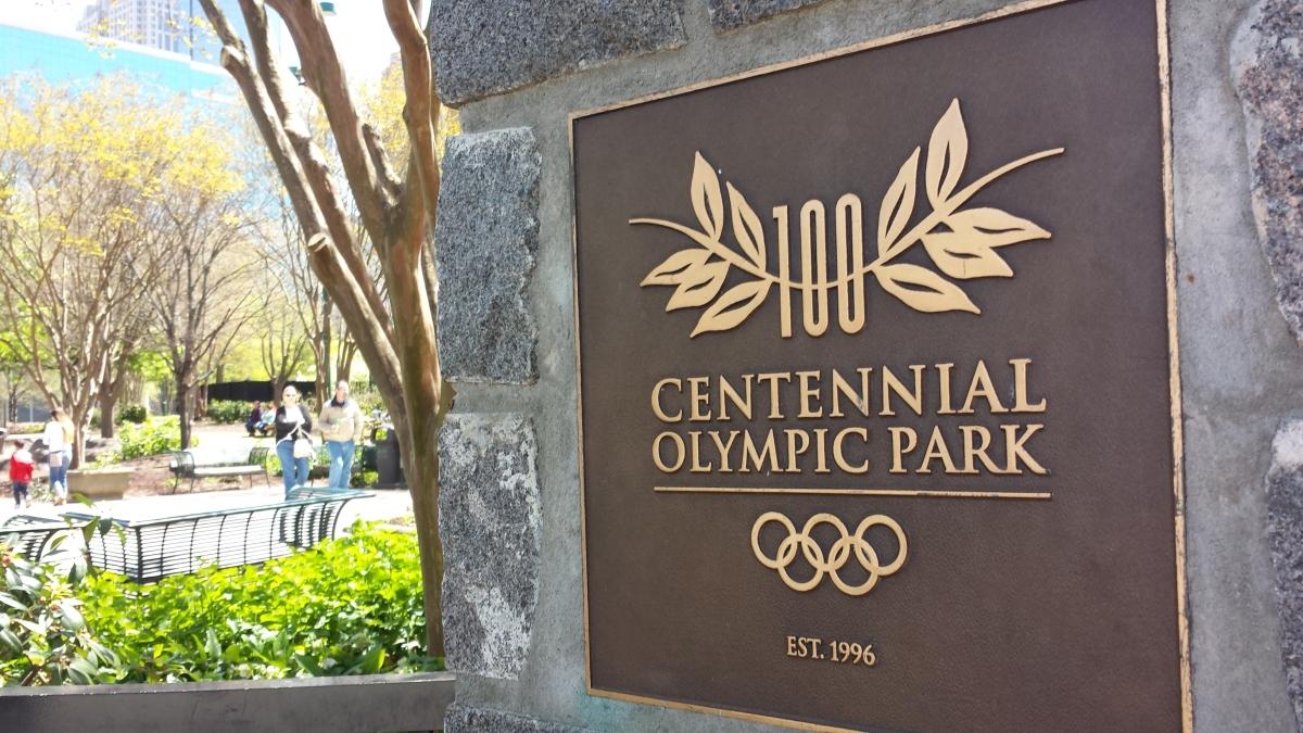 Centennial Olympic Park, Atlanta