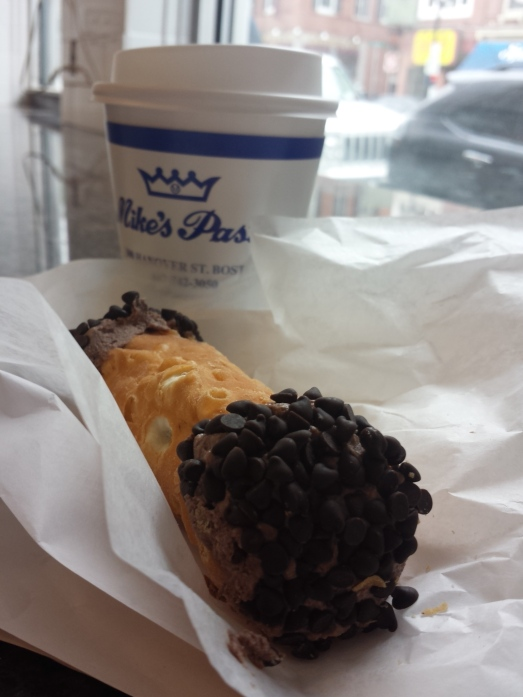 Mike's Pastry, Boston
