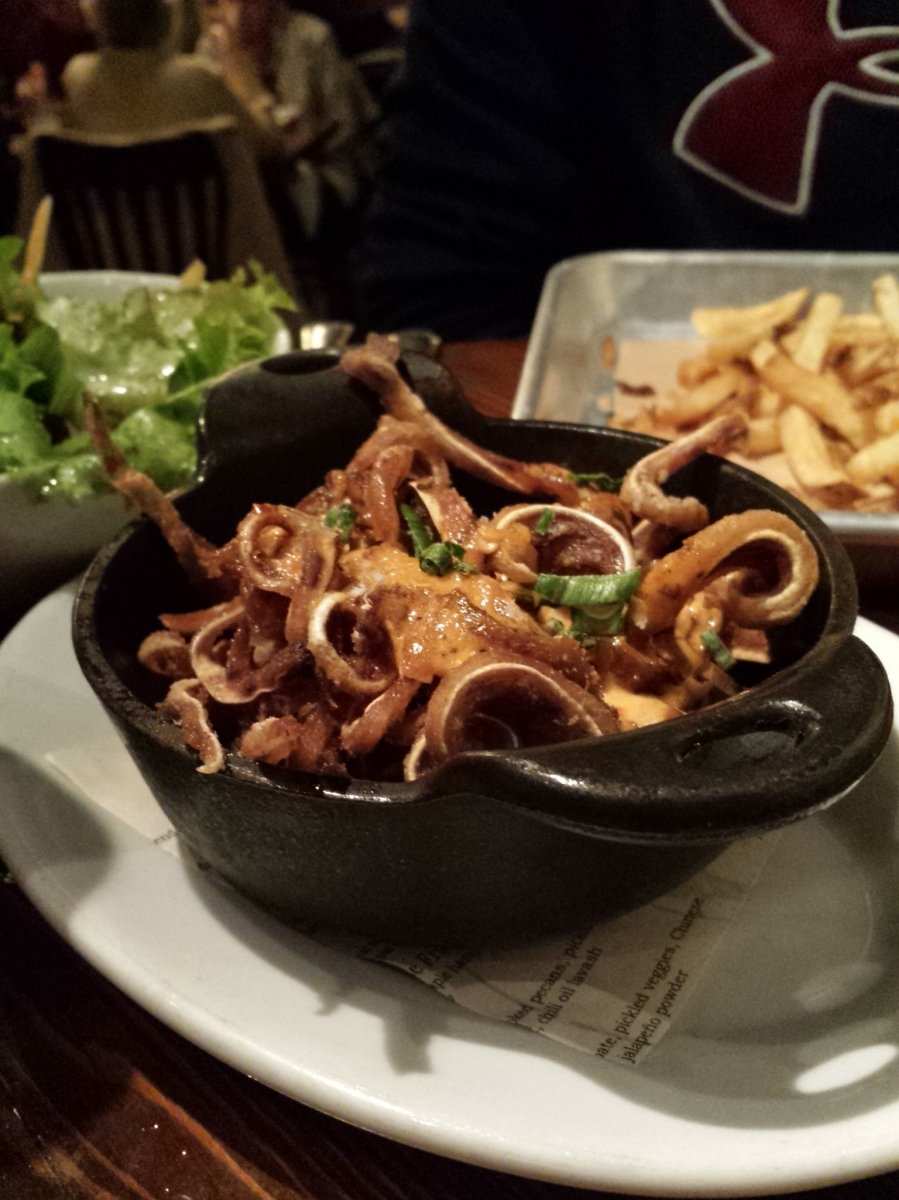 Pigs ears, Atlanta